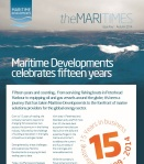 Maritime Developments newsletter